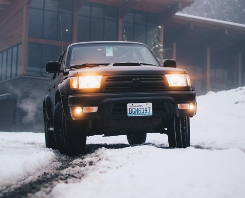 Maintain your Car in winter